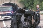Tragico schianto sulla statale, morti due giovani