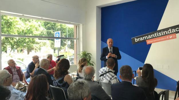 ballottaggio, bramanti, de luca, Messina, Politica