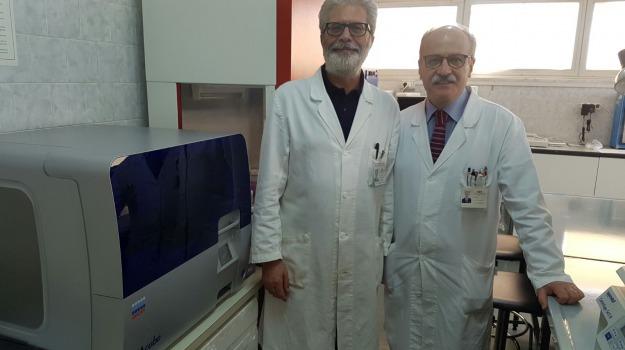 biopsia, messina, policlinico, Messina, Archivio