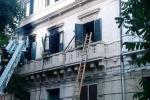 Messina, incendio in casa: morti due fratellini