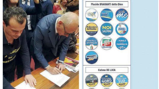 amministrative 2018, ballottaggio, mappa voto, messina, Messina, Politica