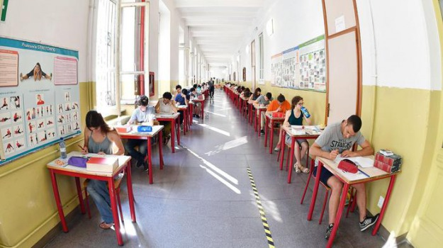 esami, maturità, Sicilia, Archivio, Cronaca