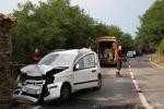 Malore alla guida, muore 55enne