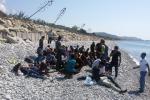 61 migranti sbarcati a Palizzi
