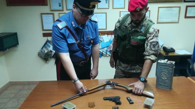 armi, Messina, Archivio