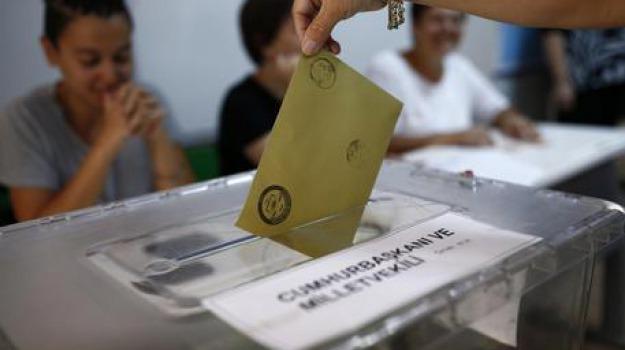 elezioni, turchia, Sicilia, Archivio, Cronaca