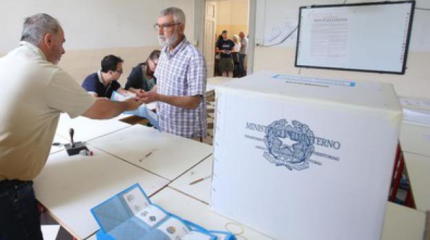 24 giugno, ballottaggi, elezioni amministrative, Sicilia, Archivio, Cronaca