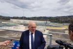 Attesa da 50 anni, adesso Reggio può festeggiare l'acqua del Menta
