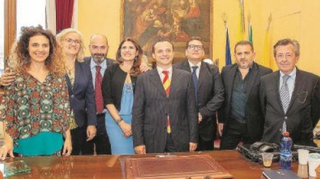de luca, giunta, messina, mondello, vice sindaco, Messina, Politica