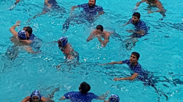 cus unime a2, pallanuoto maschile, Nino Micali, Messina, Sicilia, Sport