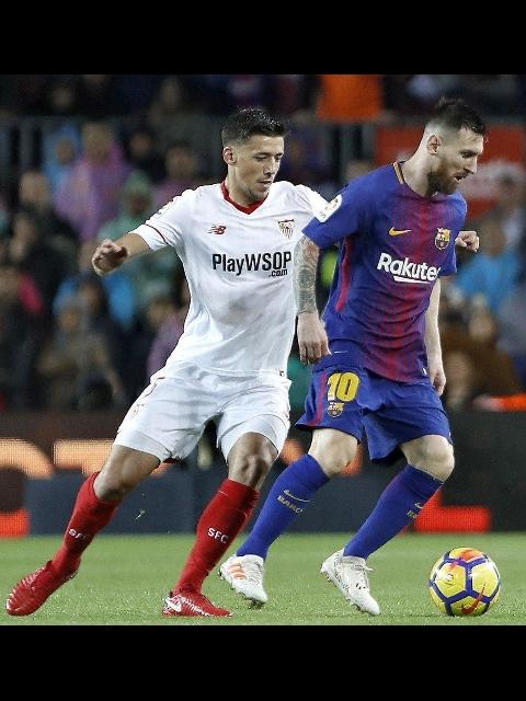 Terza Maglia FC Barcelona Clement Lenglet