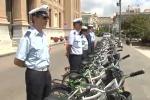20 bici per vigili e quartieri