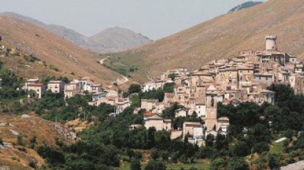 calabria, spopolamento, Cosenza, Calabria, Archivio