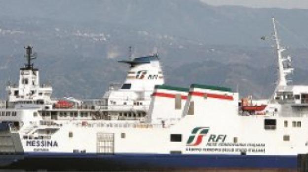 blu jet stretto di messina, Messina, Sicilia, Economia
