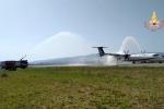 Primo volo Aegean Airlines