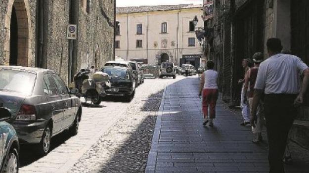 zona traffico limitato, ztl centro storico cosenza, Cosenza, Calabria, Politica