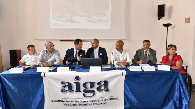 aiga, diritto allo sport, Sicilia, Archivio