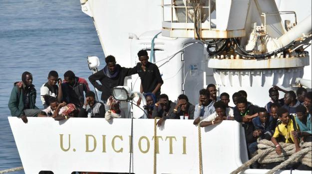 autorizzazione a procedere su salvini, caso diciotti, m5s, Matteo Salvini, Sicilia, Politica