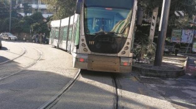 atm, messina, smantellamento, tram, Messina, Archivio