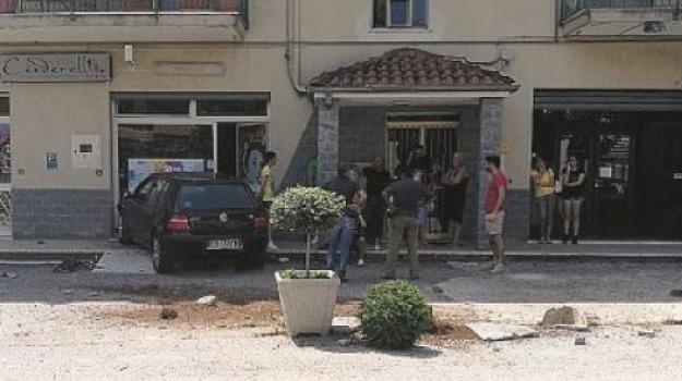 auto, negozio, Catanzaro, Calabria, Archivio