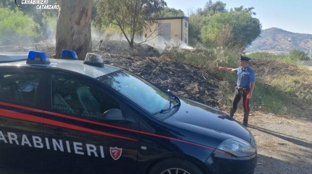 arrestato, incendio, piromane, Catanzaro, Calabria, Archivio
