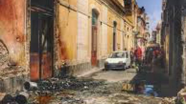 cinema Midulla, incendio, rione San Cristoforo, Sicilia, Archivio
