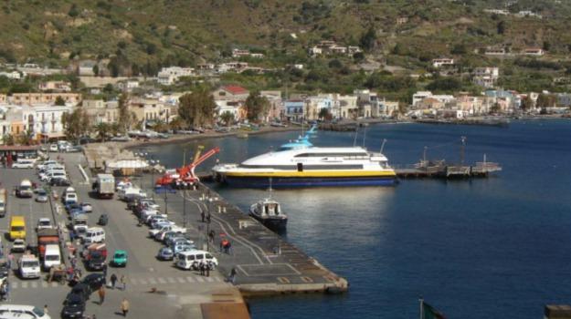 eolie, lipari, porto, Messina, Archivio