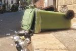 Controlli interforze contro abbandono rifiuti