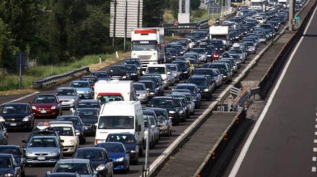 autostrade, strade, traffico, Sicilia, Archivio