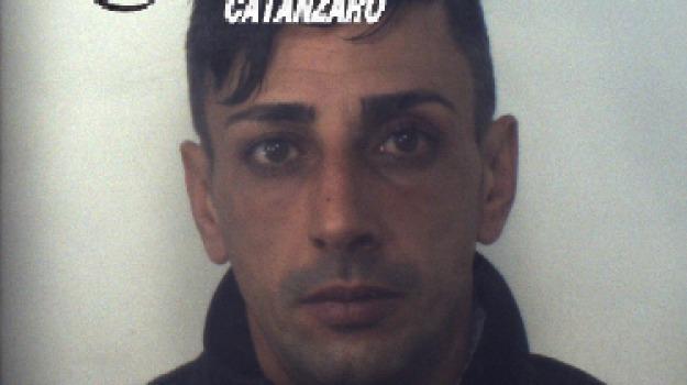 Andrea Caracciolo, hashish, marjuana, Catanzaro, Calabria, Archivio