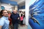"""""""Museo della pesca e del mare"""", inaugurato da Oliverio"""