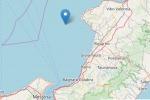 Sisma di 3,7 sulla costa tirrenica, trema anche Messina