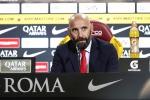 Monchi: voglio portare la Roma in alto
