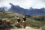 Mountain bike, immagine d'archivio