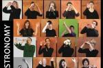 La prima lista di vocaboli astronomici tradotti nelle lingue dei segni dei diversi Paesi (fonte: Unione astronomica internazionale (Iau))