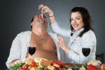 In Basilicata e Campania sovrappeso oltre il 50%