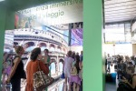 L'istallazione Nugo Space Experience presso la stazione Termini di Roma