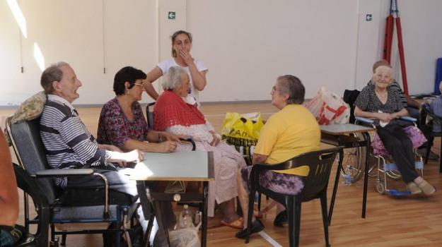 Alzheimer In Aree Terremoto Emergenza Nell Emergenza Gazzetta Del Sud