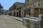 Scavi di Ercolano, un'immagine del Teatro Antico