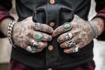 Viste per la prima volta le particelle liberate dai colori dei tatuaggi, viaggiano nell'organismo attraverso il sangue (fonte: Pixabay)