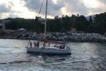 L'arrivo di don Giovanni d'Austria dal mare
