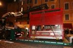 Rimossa da Modena storica edicola Panini