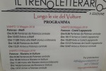 Un 'treno letterario' e la Basilicata