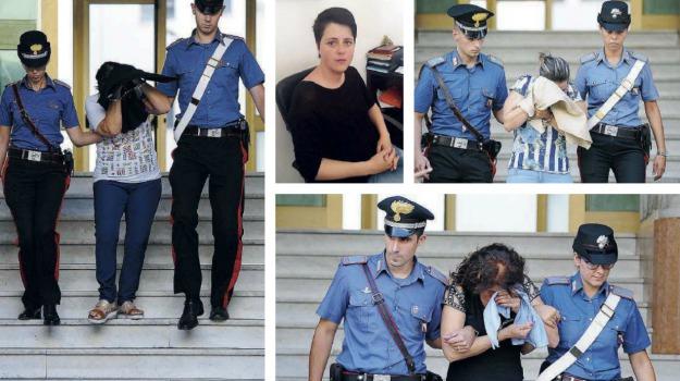 'ndrangheta, arresti, donne, reggio calabria, Reggio, Calabria, Archivio
