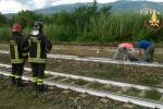 Giovane muore travolto da un treno