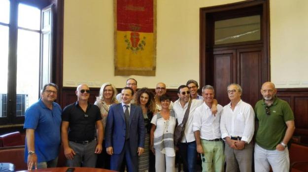 de luca, ritardo, sindacati, Messina, Archivio