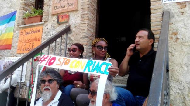 immigrati, riace, sciopero fame, sindaco, Reggio, Calabria, Archivio