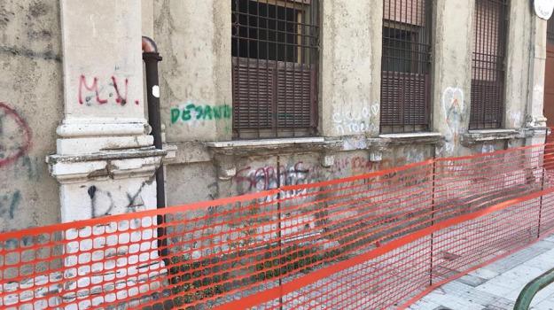 agibilità, chiuse, lezioni, messina, scuole, Messina, Archivio