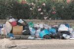 Pugno di ferro contro l'abbandono dei rifiuti