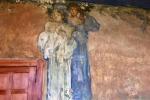 Taormina, nella stanza segreta con murales proibiti